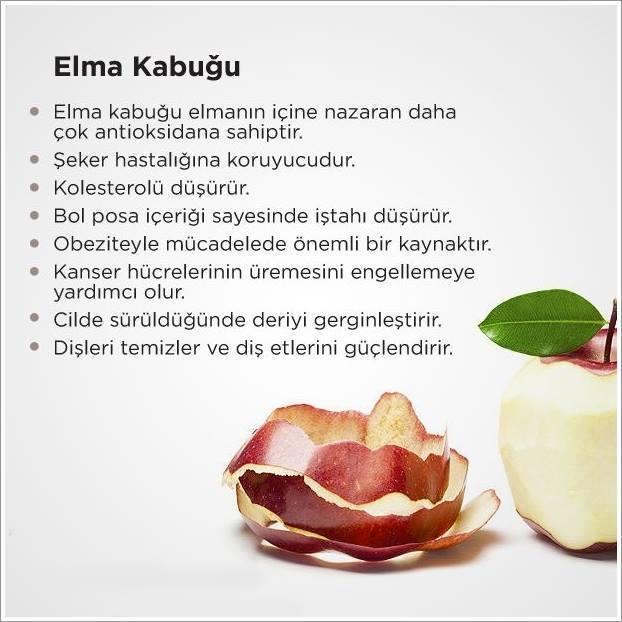 elma kabuk